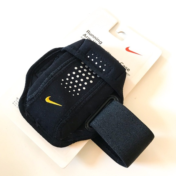 new york cheap factory price Nike Armband Running Accessory Holder NWT